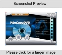 WinCopyDVD Software